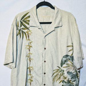 Tommy Bahama Mens Button Down Shirt